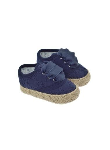 Freesure 211610 Lacivert Freesure Kız Bebek Patik Bebek Ayakkabı  Lacivert